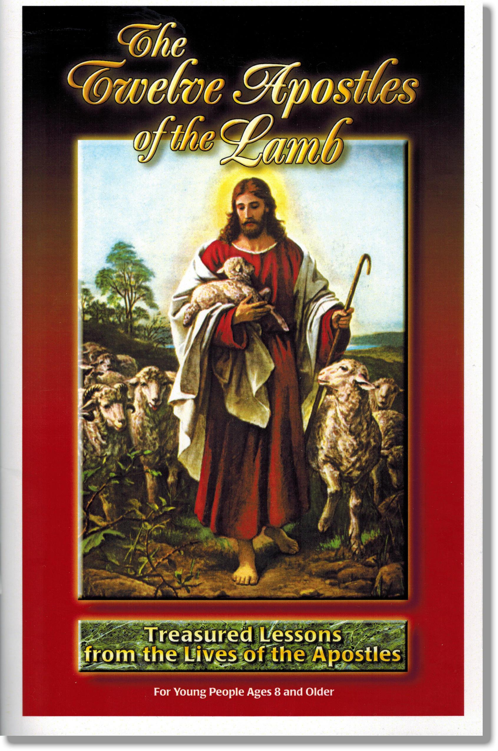 16e Twelve Apostles Of The Lamb