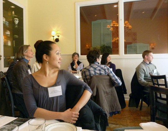 scholars2011_lunch_1