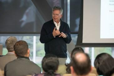 Jim Audia at Rosalind Franklin University