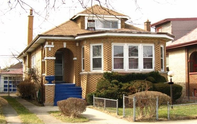 Chicago Brick Bungalow