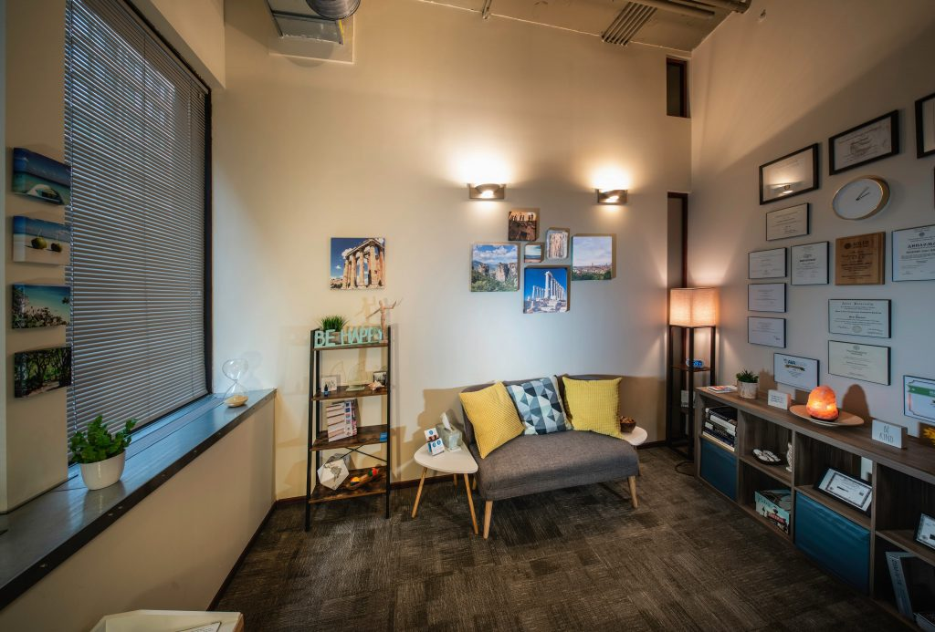 Chicago Center for Wellbeing office | Therapy, Coaching, & Fitness