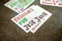 #HandsoffJoseJuan Art PArty (Love & Struggle Photos)
