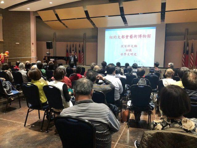 現場觀眾都聚精會神的聆聽李博士的演講