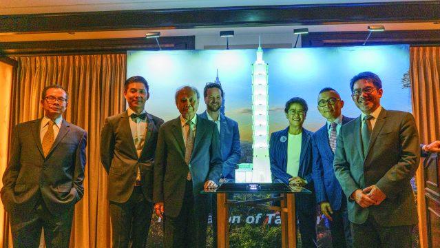 Taipei 101 team