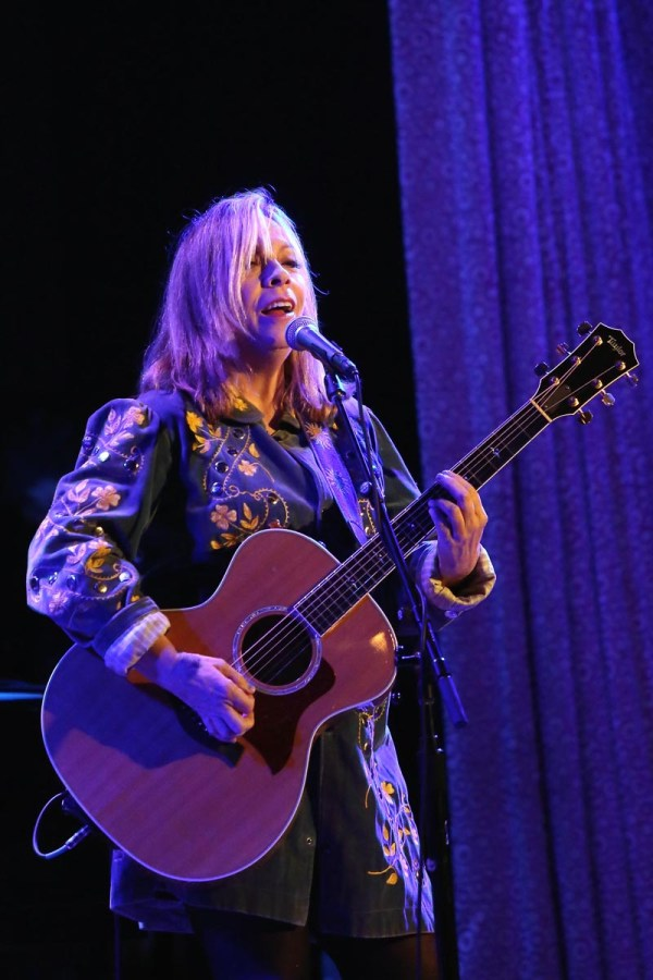 "Rickie Lee Jones' ""The Other Side Of Desire"" Tour at City ..."