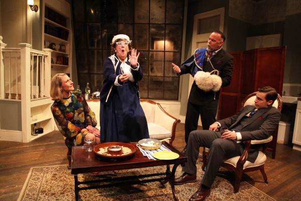 Barefoot In the Park - Theatre reviews