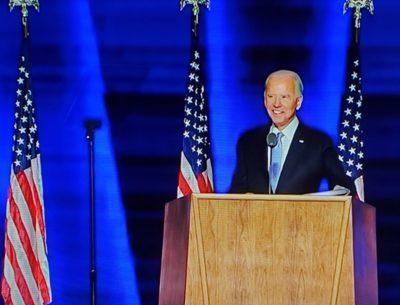 President-Elect Joe Biden Chicago Defender