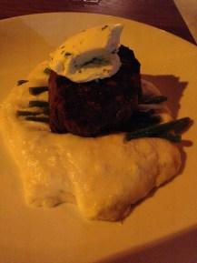 Filet Mignon, Restaurante El Blok, Vieques