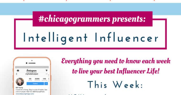 The Intelligent Influencer: Sunday, December 3, 2017