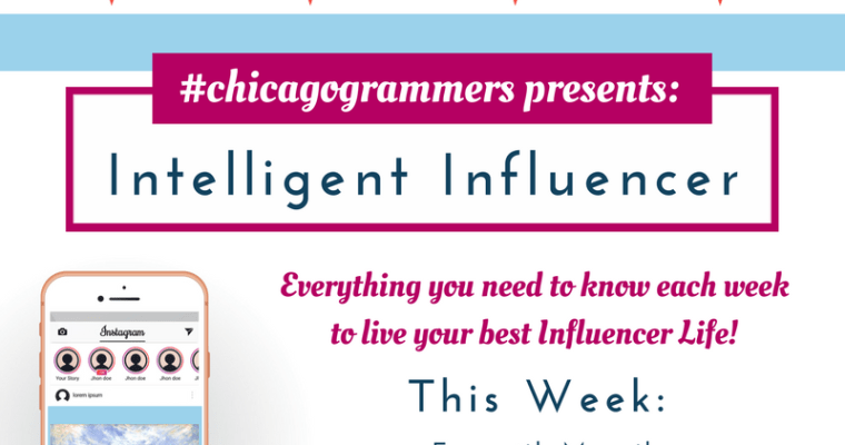 The Intelligent Influencer: March 18, 2018