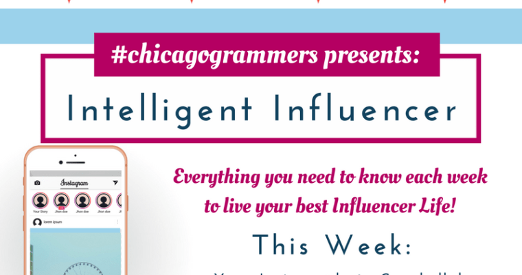 The Intelligent Influencer:  April 15, 2018