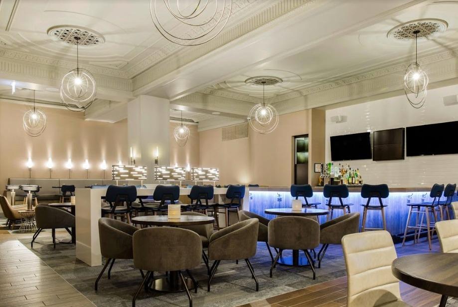 Intermission Restaurant Chicago Cambria Hotel