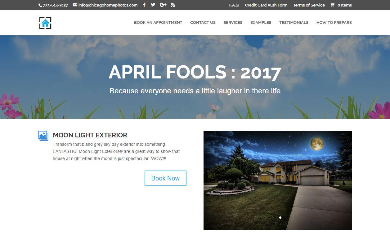 April Fools 2017