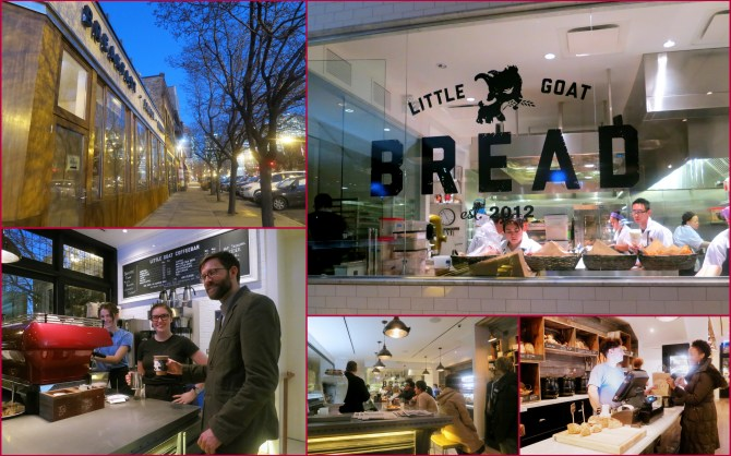 Little Goat Bread Collage