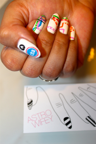 Weekend Ready Chicago Nail Art Chicagoings Chicago Indie