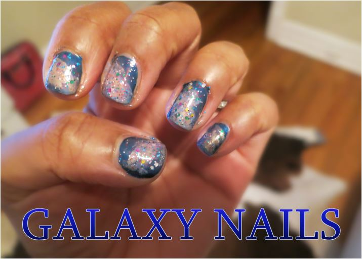 Weekend Ready Chicago Nail Art: DIY Inspired by Vlogger Andrea\'s ...