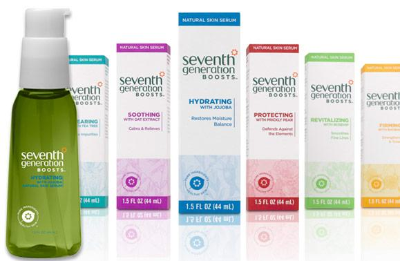 Seventh Generation Boosts
