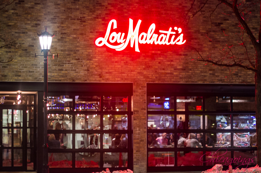 Lou Malnati's in Oak Park