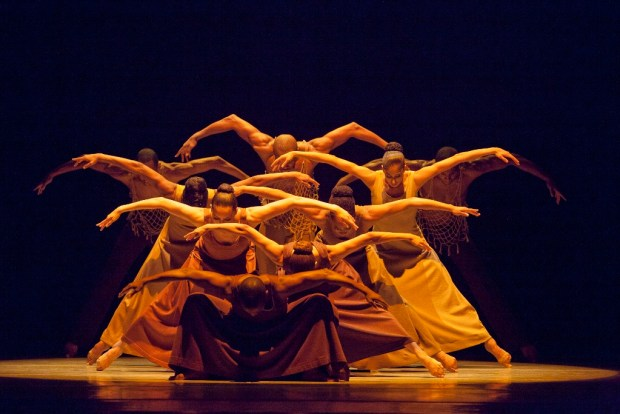 Alvin Ailey in Chicago