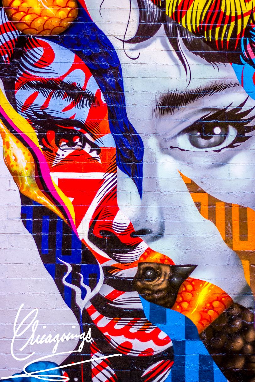 Street Art - Little Italy