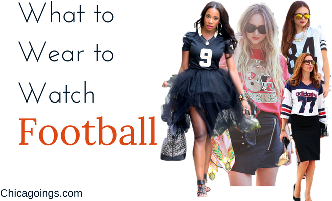 What to wear to watch a football game