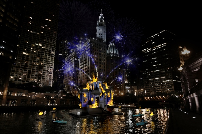 Chicago Fire Festival