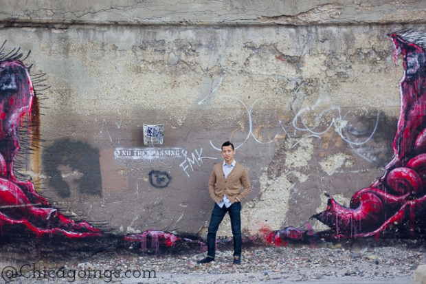 Perrier Street Art