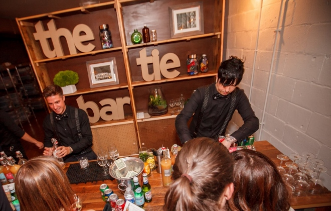 The Tie Bar Pop Up