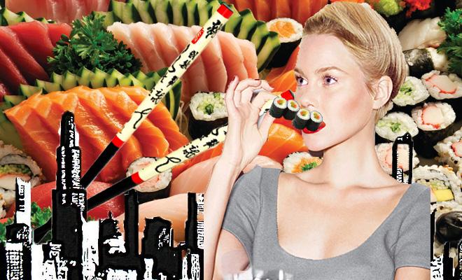 Chicago's Best Sushi Restaurants
