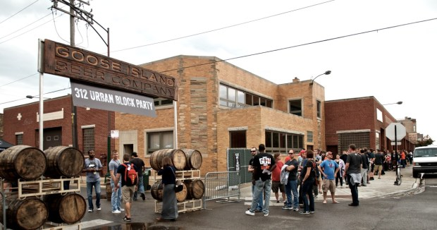 goose island urban block party
