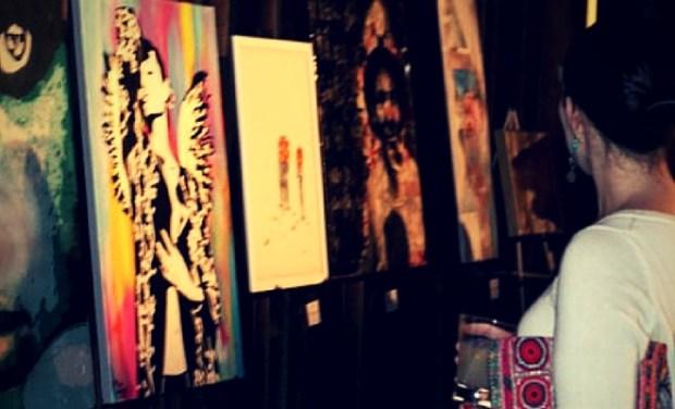 street art auction