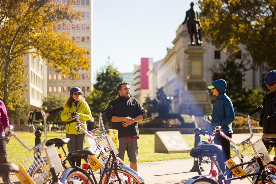 Free Wheelin Bike Tours