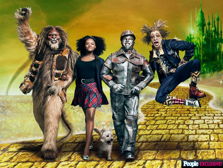 the best tweets about the wiz live