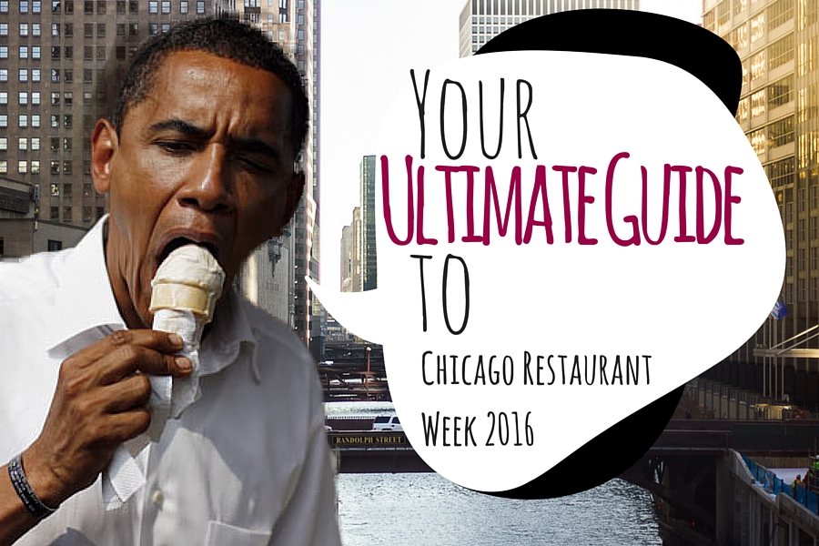 Chicago Restaurant Week 2016