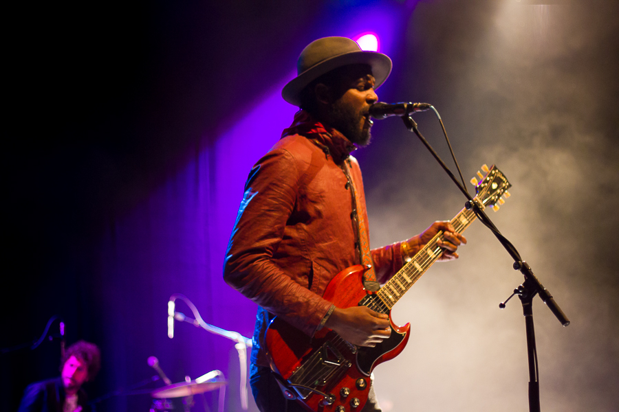 Gary Clark Jr. in Chicago