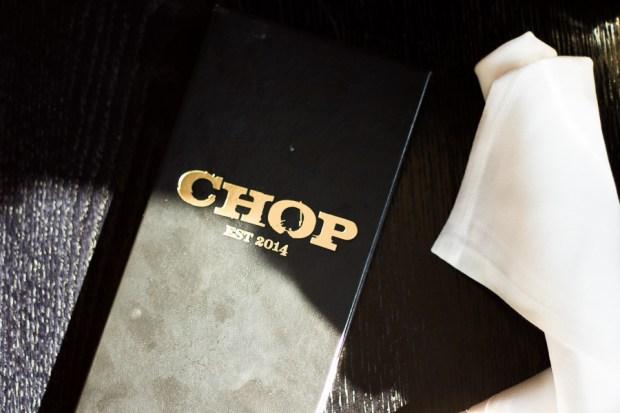 chop chicago