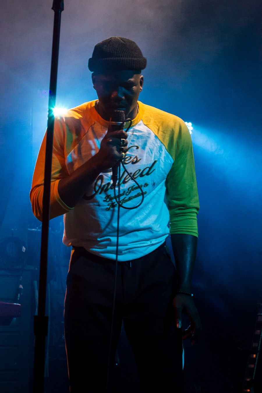 Jacob Banks in Chicago at Lincoln Hall