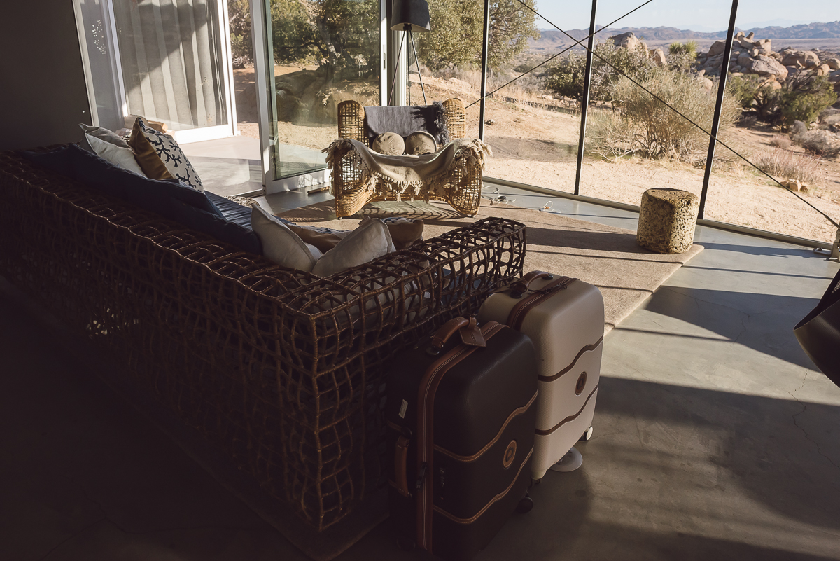 Airbnb Off-grid itHouse in Pioneertown, California