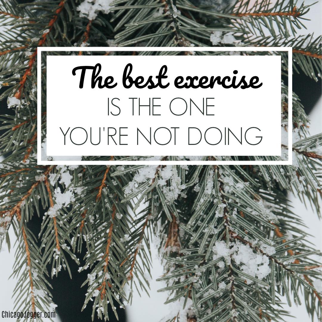 Winter Fitness Goals