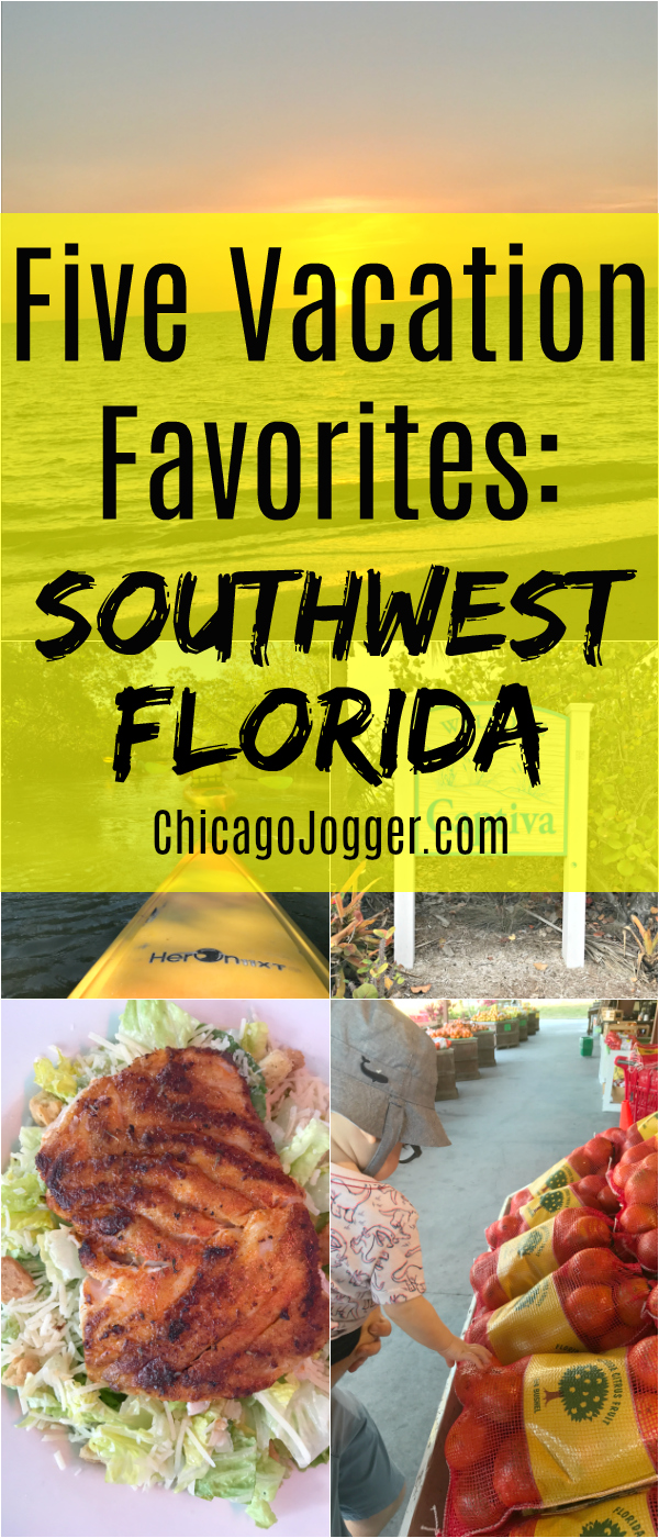 Vacation Favorites in Southwest Florida   Chicago Jogger
