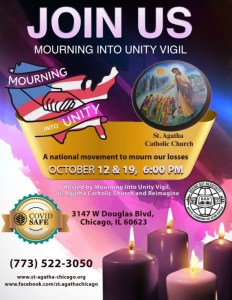 Mourning Into Unity