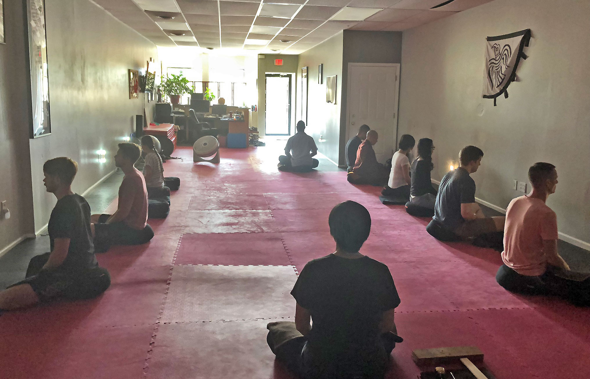 Meditation Mini Retreat: Loving Kindness (self) + Walking + Sitting