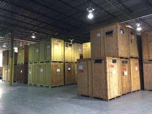Full service storage facility