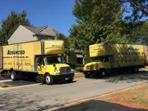 Wheeling moving company