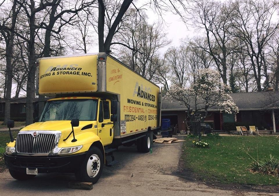 Furniture Movers in Schaumburg