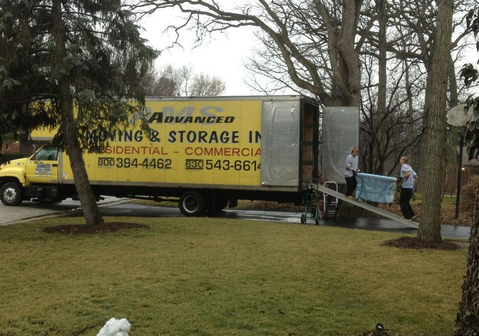 Let Us Help You with Your Bloomingdale Move