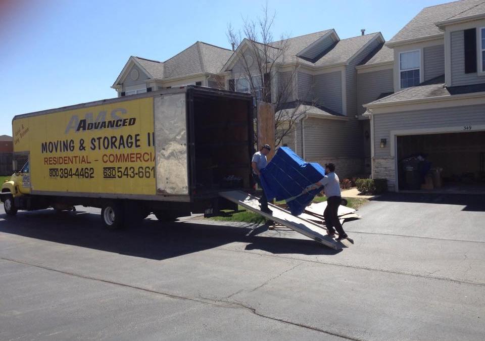 Moving Services near Aurora, IL