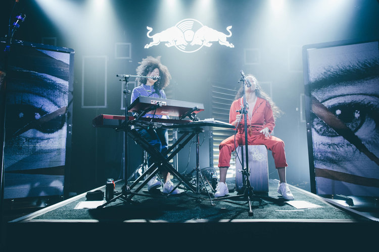 Ibeyi Red Bull 30 Days in Chicago at the Metro