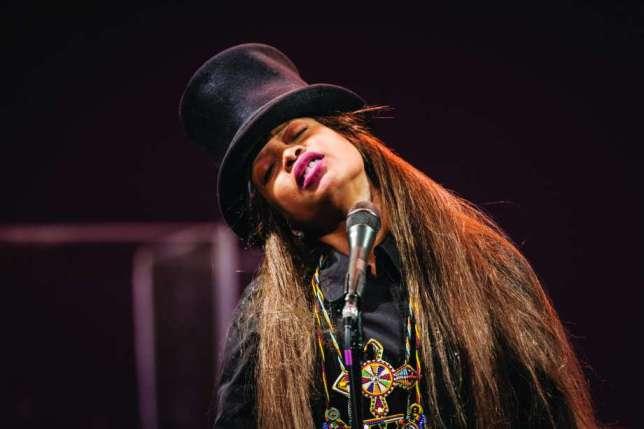 Erykah Badu Concert Chicago