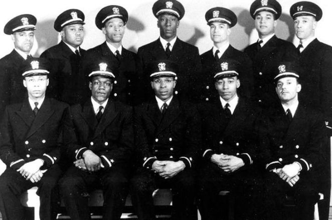 The Golden Thirteen | Chicago Navy Memorial Foundation